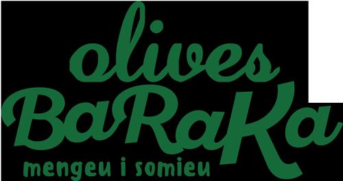 Logo Olives Baraka
