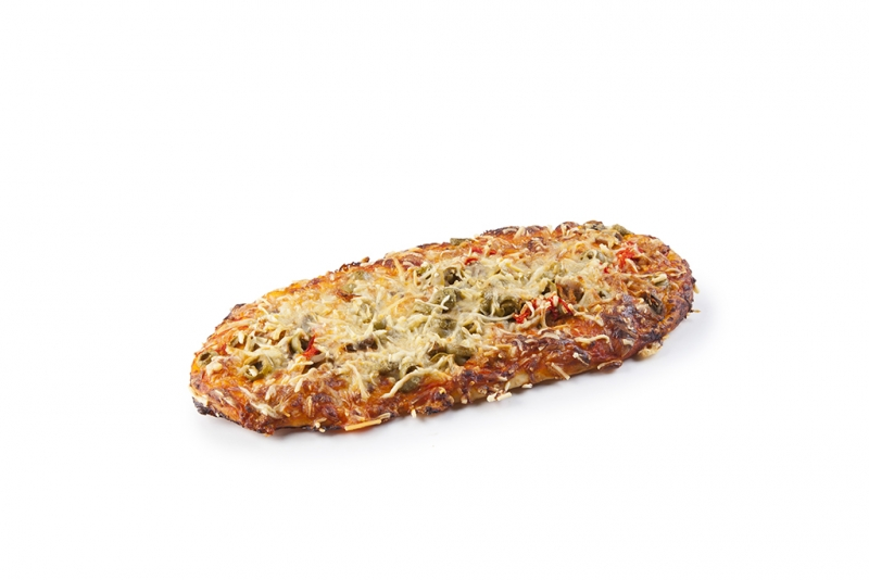 Pizza artesana Franquesa
