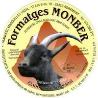 Logo Formatges Monber Agramunt
